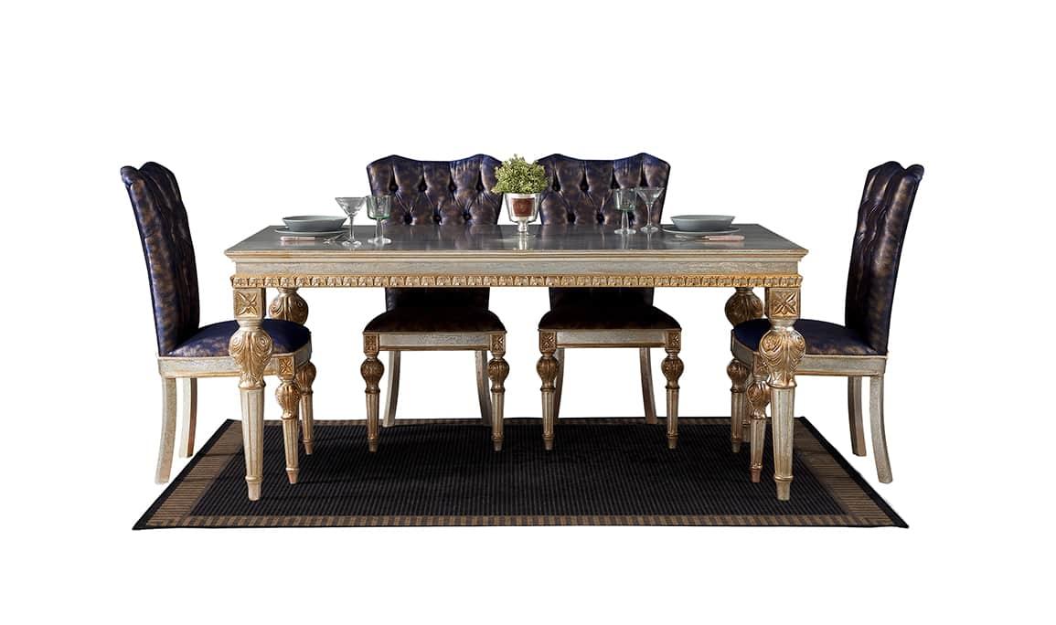 Vivalüx Yemek Masası