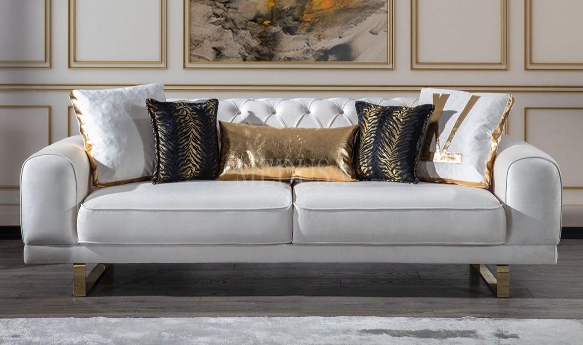 Vizyon Luxury Üçlü Koltuk Yataklı