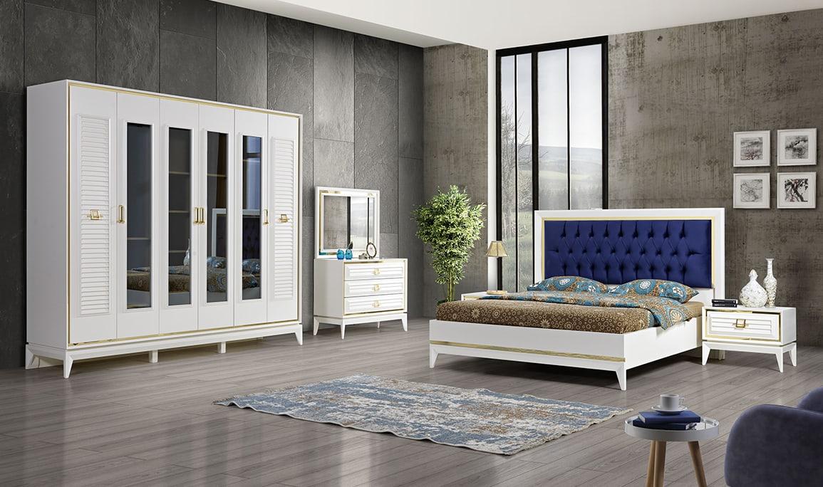 Yağmur Art Deco Yatak Odası